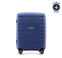 Small suitcase, navy blue, 56-3T-761-90, Photo 1