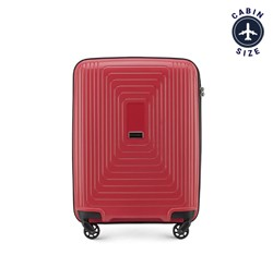 Small suitcase, red, 56-3T-781-30, Photo 1