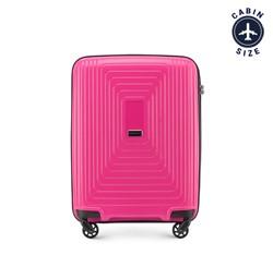 Small suitcase, fuchsia, 56-3T-781-60, Photo 1