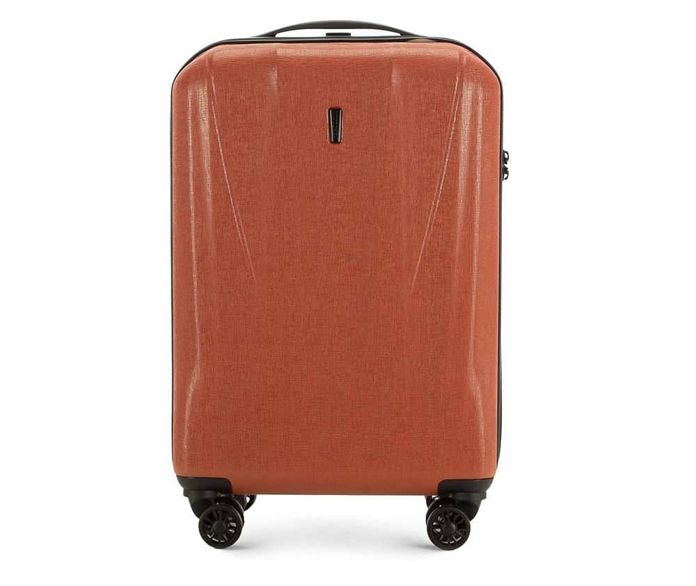 Купить Чемодан на колесиках 19 Wittchen, Германия, оранжевый