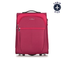 Small suitcase, red, V25-3S-231-31, Photo 1