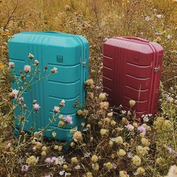 Small suitcase, turquoise, 56-3P-821-95, Photo 1
