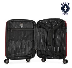 Cabin suitcase, red, 56-3P-831-30, Photo 1