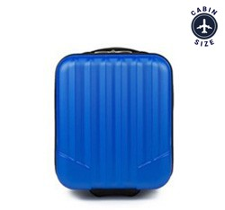 Cabin suitcase, blue, V25-10-232-90, Photo 1