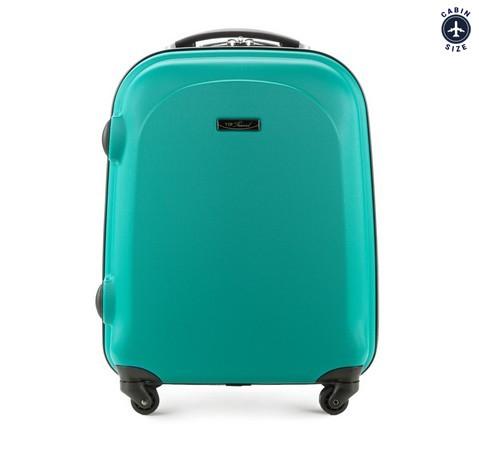 22b64f4d288ac Kabinowa walizka na kółkach z ABS | 54x38x20 cm | WITTCHEN V25-3A-721