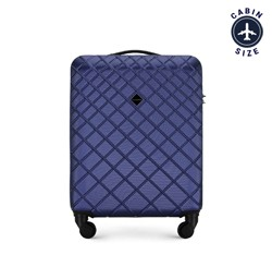 Small suitcase, navy blue, 56-3A-551-91, Photo 1