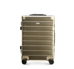 Small suitcase, gold, 56-3H-101-86, Photo 1