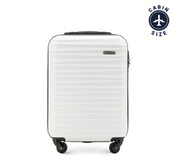 Small suitcase, white, 56-3A-311-88, Photo 1
