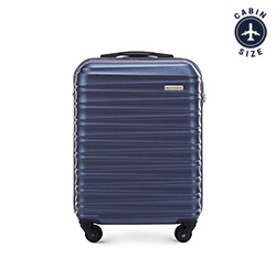 Small suitcase, navy blue, 56-3A-311-95, Photo 1