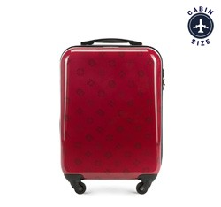 Small suitcase, red, 56-3A-331-30, Photo 1