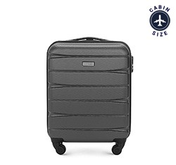 Small suitcase, grey, 56-3A-361-11, Photo 1