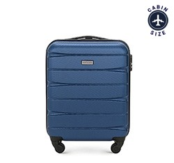 Small suitcase, navy blue, 56-3A-361-90, Photo 1