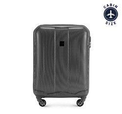 Small suitcase, grey, 56-3A-371-00, Photo 1