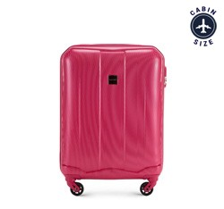 Small suitcase, pink, 56-3A-371-60, Photo 1