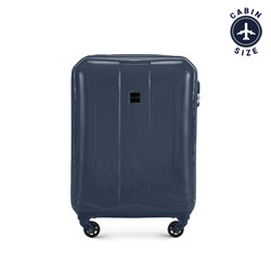 Small suitcase, navy blue, 56-3A-371-90, Photo 1