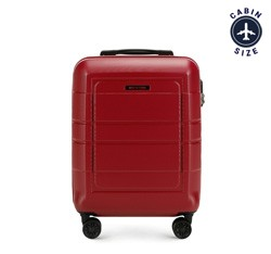 Small suitcase, red, 56-3H-541-30, Photo 1