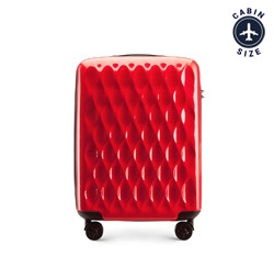 Small suitcase, red, 56-3H-551-30, Photo 1