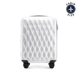 Small suitcase, white, 56-3H-551-88, Photo 1