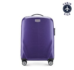 Small suitcase, violet, 56-3P-571-24, Photo 1