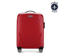 Small suitcase, red, 56-3P-571-30, Photo 1