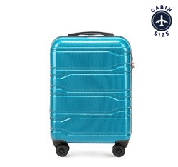 Small suitcase, blue, 56-3P-881-95, Photo 1