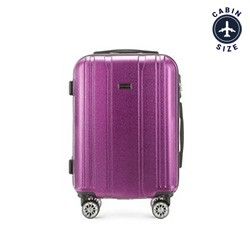 Small suitcase, violet, 56-3P-891-24, Photo 1