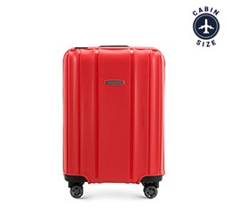 Small suitcase, red, 56-3T-731-30, Photo 1