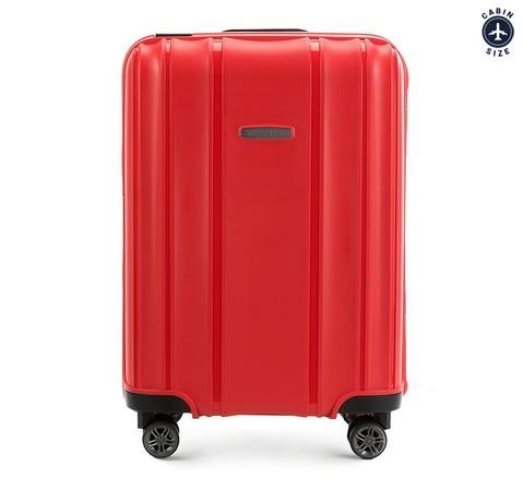Walizka kabinowa, czerwony, 56-3T-731-30, Zdjęcie 1