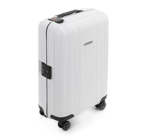 Mała walizka podróżna z zamkiem TSA - kolekcja Premium PP