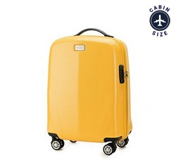 Small suitcase, yellow, 56-3P-571-50, Photo 1