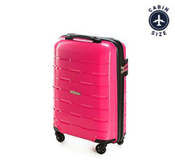 Small suitcase, pink, 56-3T-721-77, Photo 1