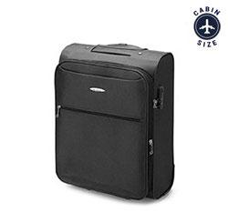 Small suitcase, black, V25-3S-241-10, Photo 1