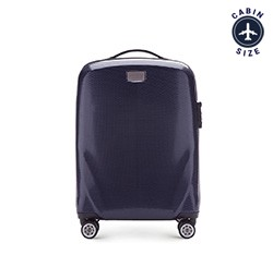 Small suitcase, navy blue, 56-3P-571-90, Photo 1