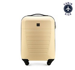 Маленький чемодан 19' Wittchen 56-3A-251-85, бежевый 56-3A-251-85
