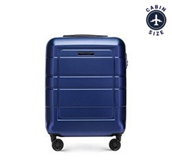Small suitcase, navy blue, 56-3H-541-9R, Photo 1