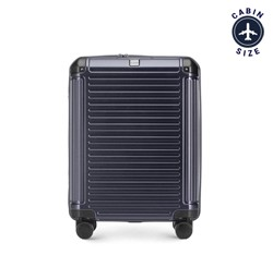 Small suitcase, navy blue, 56-3P-851-90, Photo 1
