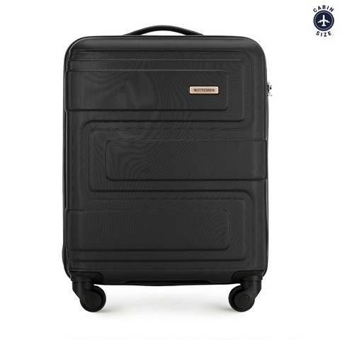Small suitcase, black, 56-3A-631-10, Photo 1