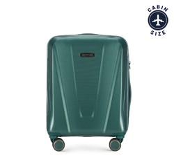 Small suitcase, green, 56-3P-121-85, Photo 1