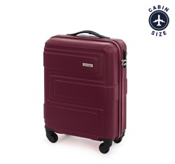 Small suitcase, burgundy, 56-3A-631-35, Photo 1