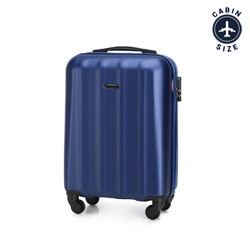Small suitcase, blue, 56-3P-111-95, Photo 1