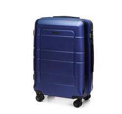 Medium suitcase, navy blue, 56-3H-542-9R, Photo 1