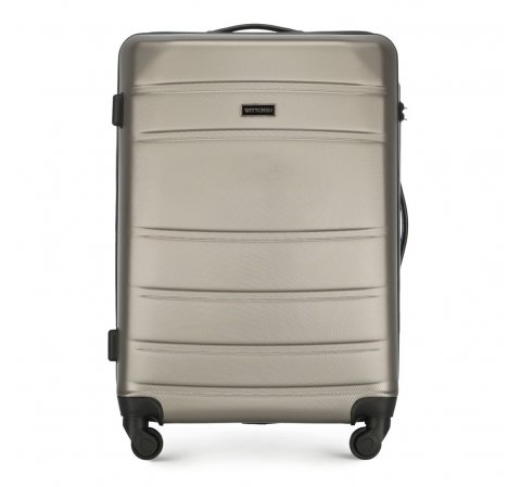 Medium suitcase, champagne, 56-3A-652-35, Photo 1