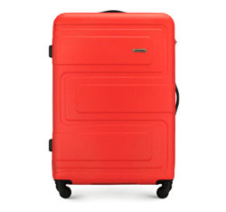 Large suitcase, red, 56-3A-633-30, Photo 1