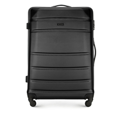Large suitcase, black, 56-3A-653-10, Photo 1