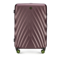 Large suitcase, violet, 56-3P-803-44, Photo 1