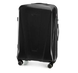 Large suitcase, black, 56-3P-123-10, Photo 1