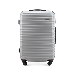 Medium suitcase, grey, 56-3A-312-00, Photo 1
