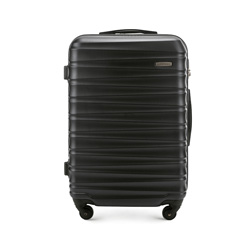 Medium suitcase, black, 56-3A-312-10, Photo 1