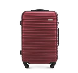 Medium suitcase, burgundy, 56-3A-312-30, Photo 1
