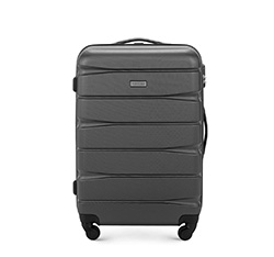 Medium suitcase, grey, 56-3A-362-11, Photo 1
